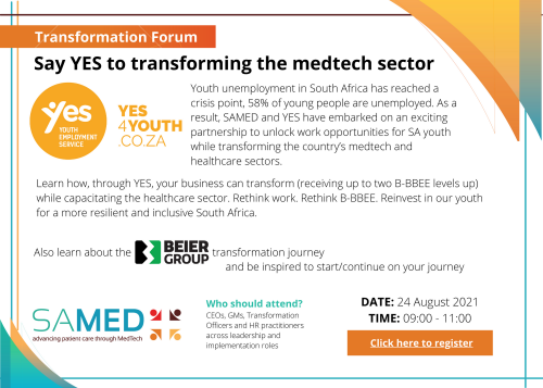 YES Transformation Forum